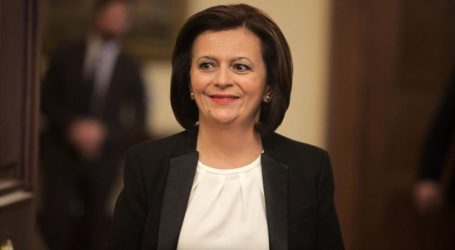 Μήνυμα της π. υφυπουργού  Μαρίνας  Χρυσοβελώνη  με αφορμή την επέτειο της 25ης Μαρτίου