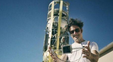 Μουσικός με καταγωγή από την Ελασσόνα σχεδίασε και έστειλε μικρόφωνο στον πλανήτη Άρη (βίντεο)