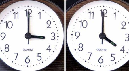 Αύριο αλλάζει η ώρα – Πως να συντονίσετε τα ρολόγια σας