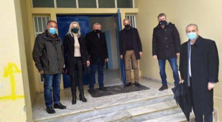Συναντήσεις της ΠΕΘ Θεσσαλίας στις σεισμόπληκτες περιοχές