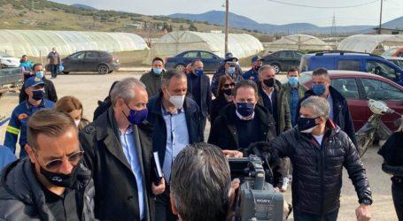 Πέτσας από Δαμάσι: Έρχονται σήμερα τροχόσπιτα για τη στέγαση των πληγέντων, ακολουθούν οικίσκοι – Τι θα γίνει με τις αποζημιώσεις