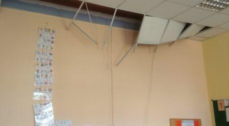 """Ο σεισμός """"χτύπησε"""" και το δημοτικό σχολείο Δένδρων Πλατανουλίων – Τραγικές στιγμές για τους μαθητές (φωτο)"""