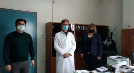 Βόλος: Εμβολιασμό των δημοτικών αστυνομικών διεκδικεί η Ν. Μορφογιάννη