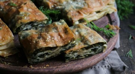 Μυλωνάς: Νηστίσιμες πίτες, φαλάφελ και μπιφτέκια λαχανικών