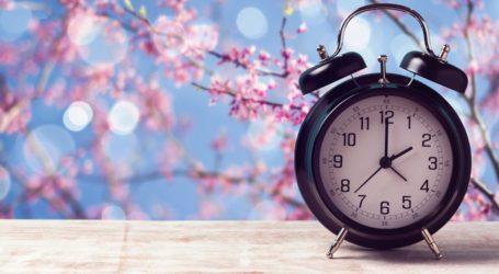 Άλλαξε η ώρα – Τα ρολόγια μία ώρα μπροστά