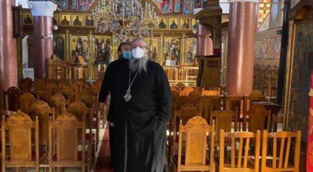 Στον δοκιμαζόμενο Τύρναβο ο Μητροπολίτης Ιερώνυμος (φώτο)