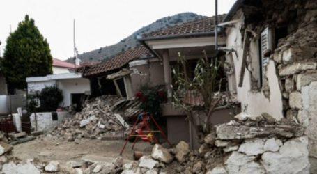 Σε εξέλιξη οι εντατικοί έλεγχοι κτηρίων, στις πληγείσες περιοχές από το σεισμό των 6 ρίχτερ στην Ελασσόνα, από τους μηχανικούς του Υπουργείο Υποδομών και Μεταφορών