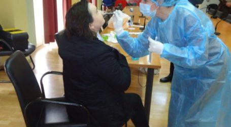 Rapid Test στην τοπική κοινότητα του Κιλελέρ