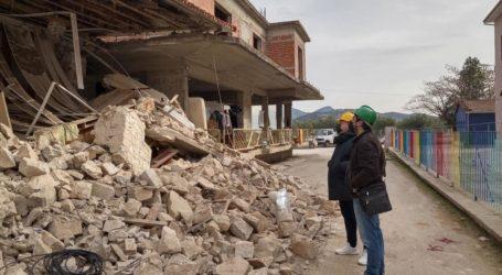 Σε εξέλιξη οι έλεγχοι κτηρίων, στις πληγείσες περιοχές – 1.722 σπίτια προσωρινά μη κατοικήσιμα μέχρι στιγμής