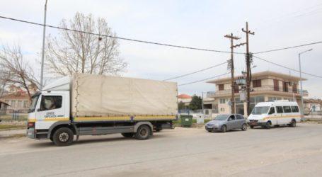 Δήμος Λαρισαίων: Πολυεπίπεδη στήριξη στα χωριά της Κοιλάδας