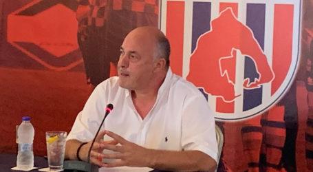 Μπέος: Θετική εξέλιξη η υποψηφιότητα Ζαγοράκη