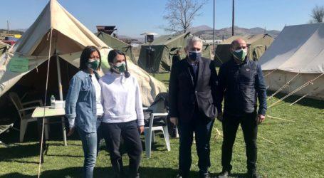 Χαρακόπουλος: Ευχαριστίες σε όλους όσοι συνδράμουν τους σεισμόπληκτους