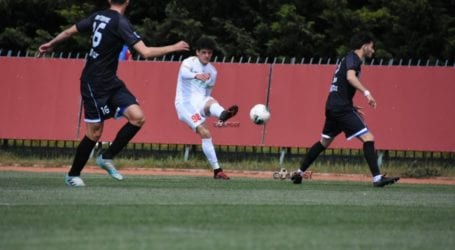 Νίκησε 1-0 τον Αλμωπό και ανέβηκε πρώτος ο Ολυμπιακός Βόλου