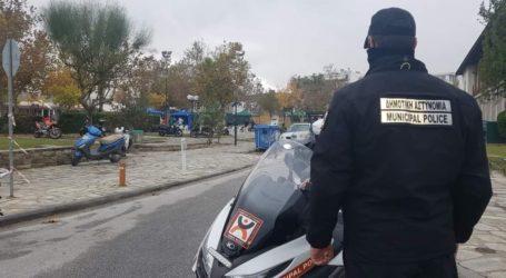 Βόλος: Πήγε να πατήσει με το ΙΧ του δημοτικό αστυνομικό επειδή του βεβαίωσε πρόστιμο!
