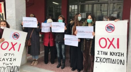 Επέκταση του δικαιώματος της ΑΓΕΤ για εκφόρτωση καταγγέλει η Επιτροπή Πολιτών Βόλου