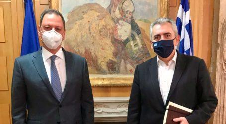Λιβάνιος σε Χαρακόπουλο: Αλλάζει ο κανονισμός ΠΣΕΑ για επίσπευση αποζημιώσεων