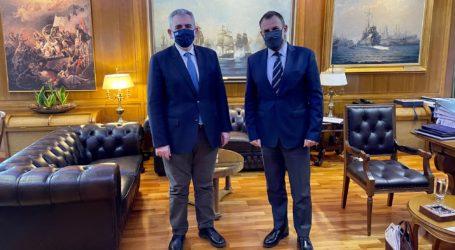 Τι προανήγγειλε ο Υπ. Άμυνας στον Χαρακόπουλο για ζητήματα στρατιωτικών και παραχώρηση στρατοπέδου στον δήμο Λαρισαίων