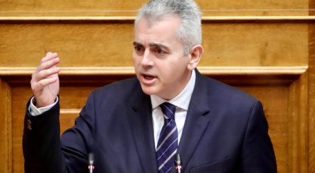 Δέσμη μέτρων για τους πληγέντες αγρότες από τις απανωτές ζημιές του παγετού ζητά ο Χαρακόπουλος από Λιβανό και Σταϊκούρα