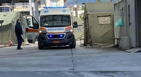 Νεκρή ηλικιωμένη στη Ν. Αγχίαλο – Ήταν θετική στον κορωνοϊό και έπεσε στο μπάνιο