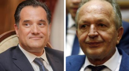 Γεωργιάδης σε Λιούπη: «Ναι» στη χρηματοδότηση έργων αναβάθμισης των υποδομών των υφιστάμενων ΒΙ.ΠΕ.