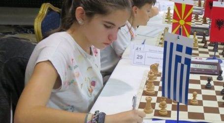 Πρωταθλήτρια Ελλάδας η Βολιώτισσα Κ. Ραφτοπούλου στο σκάκι