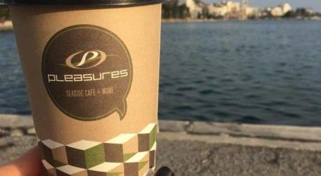 Pleasures seaside café + more..: Η μεγάλη επιστροφή