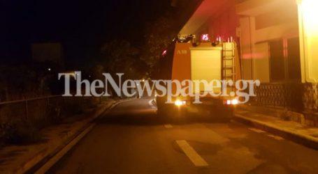 Φωτιά σε καμινάδα σπιτιού στη Ν. Ιωνία