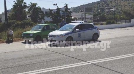 Βόλος: Τροχαίο ατύχημα στις Αλυκές – Σε κρίσιμη κατάσταση 75χρονη που παρασύρθηκε από ΙΧ [εικόνες]