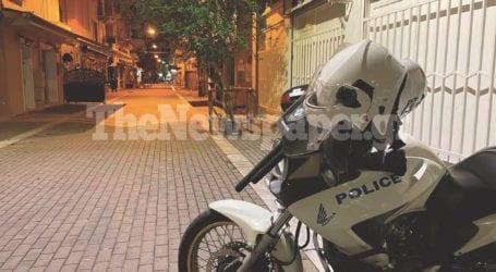Μπλόκο της Αστυνομίας στα κορωνοπάρτι του Βόλου – Δείτε εικόνες