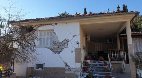 """Καφαντάρη: """"Δεν έχουν εμβολιαστεί ακόμα οι σεισμόπληκτοι στη Λάρισα"""""""