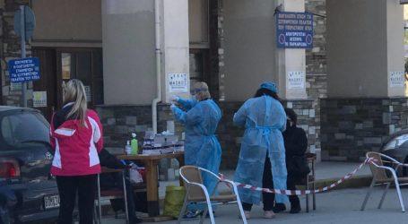 Βόλος: 10 θετικά rapid tests σε 705 δείγματα