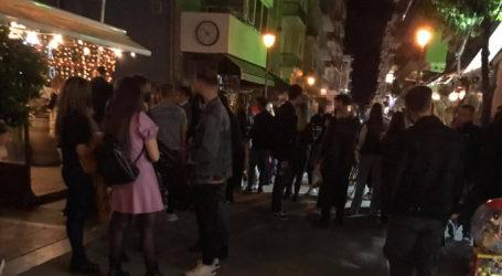 Lockdown τέλος στον Βόλο: Σαββατόβραδο με απίστευτο κόσμο στο κέντρο – Δείτε εικόνες