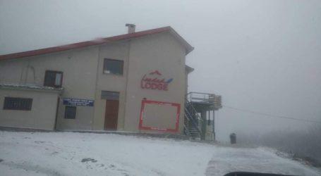 Απρίλιος όπως… Δεκέμβριος στο Χιονοδρομικό κέντρο Πηλίου – Δείτε εικόνες