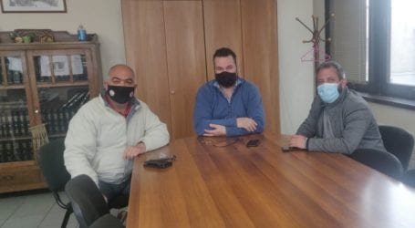 Ο Αλ. Μεϊκόπουλος στο Εργατικό Κέντρο Βόλου για το επερχόμενο εργασιακό νομοσχέδιο