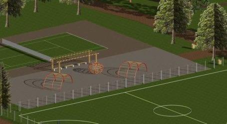 Ξεκινά η κατασκευή του Αθλητικού Κέντρου Στεφανοβικείου