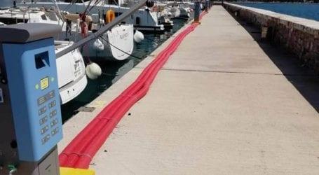 Βόλος: Νέα pillars στο «κορδόνι» για την εξυπηρέτηση εξήντα σκαφών [εικόνες]