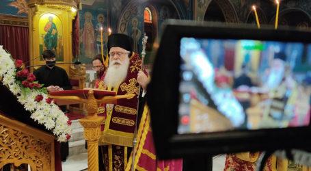 Δημητριάδος Ιγνάτιος: «Η Εκκλησία σώζει την καθαρότητα της συνείδησης» [βίντεο]