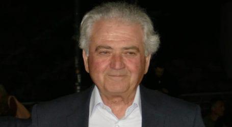 """""""Έφυγε"""" από τη ζωή ο πρώην αντιδήμαρχος Λαρισαίων Αλέξανδρος Μπατζανούλης"""