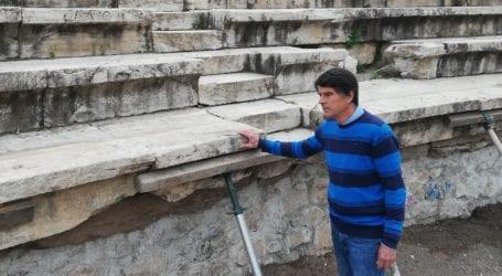 Δημήτρης Καραγκούνης: O Βολιώτης πίσω από το Αρχαίο Θέατρο Λάρισας