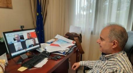 Προετοιμάζονται για τη νέα αντιπυρική περίοδο στο δήμο Τεμπών