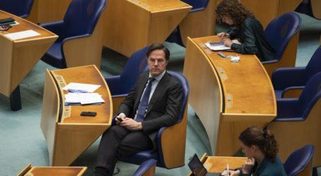 Πρόταση δυσπιστίας κατά του πρωθυπουργού Μαρκ Ρούτε