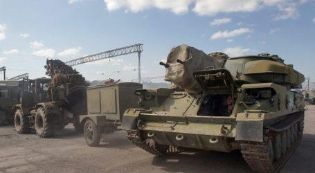 Ανησυχία για τη συγκέντρωση ρωσικών στρατιωτικών δυνάμεων κοντά στην Ουκρανία