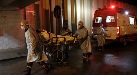 Νέο τραγικό ρεκόρ 2.922 θανάτων σε 24 ώρες