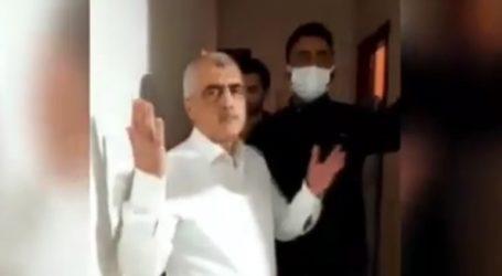 Νέο βίντεο από τη σύλληψη του Κούρδου βουλευτή Ομέρ Φαρούκ Γκεργκερλίογλου