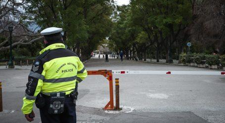 Χιλιάδες παραβάσεις των μέτρων κατά του κορωνοϊού κατέγραψε σε μια ημέρα η Αστυνομία