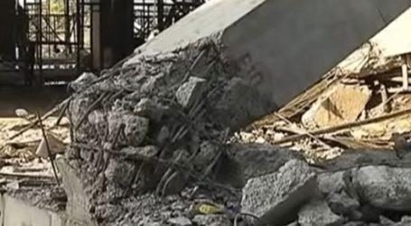 Πέντε νεκροί από κατάρρευση τριώροφης κατοικίας
