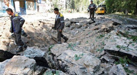 Οι αυτονομιστές κατηγορούν το Κίεβο για τον θάνατο παιδιού σε βομβαρδισμό