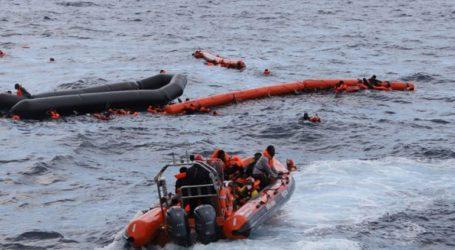 Αγνοούνται 110 μετανάστες στη Μεσόγειο