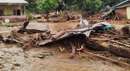 Τουλάχιστον 44 νεκροί από πλημμύρες και κατολισθήσεις στη νήσο Φλόρες