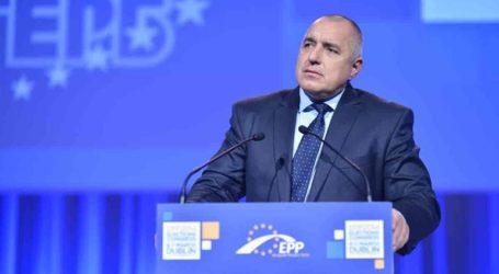 Ο πρωθυπουργός Μπορίσοφ προτείνει να σχηματιστεί κυβέρνηση τεχνοκρατών